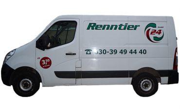 Renault Master (kurz)